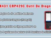 Launch X431 CRP429C